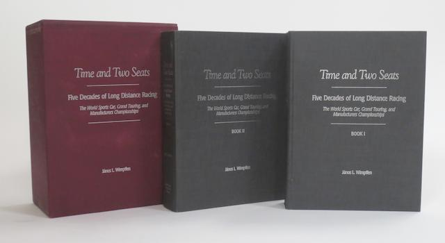 Janos L Wimpffen: Time and Two Seats; Volumes I & II,