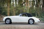 1960 Jaguar XK150 3.4-Litre Drophead Coupé