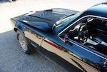 1981 Pontiac Firebird Coupé  Chassis no. 1G2AV87H3BN115122