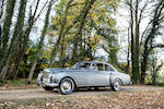 1961 Bentley S2 Continental Sports Saloon  Chassis no. BC15CZ
