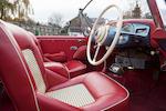 1955 Sunbeam  Talbot Alpine Roadster  Chassis no. 3501883 HRO