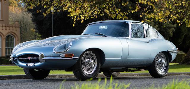 1967 Jaguar E-Type 'Series 1' 4.2-Litre Coupé  Chassis no. 1E 21620