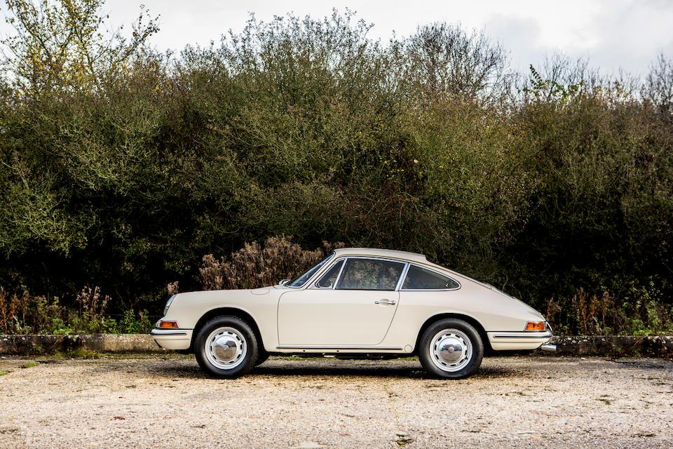 1965 Porsche 911 'SWB' Coupé  Chassis no. 301930