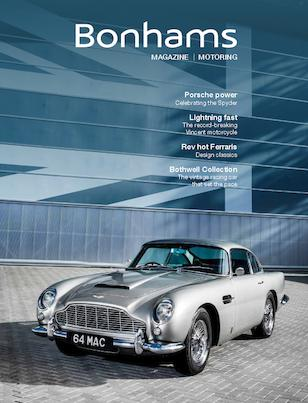 Bonhams Motoring MagazineWinter Edition