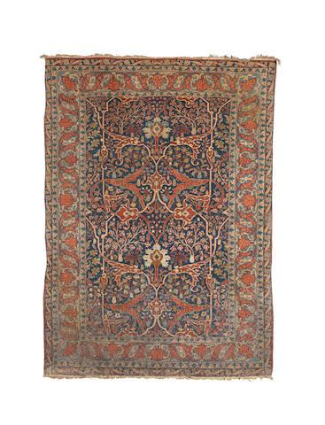 A Bidjar rug, Persia/Kurdistan 143cm x 206cm