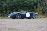 1958 Austin Healey 100/6 BN6 Roadster with Hardtop  Chassis no. BN6 1306