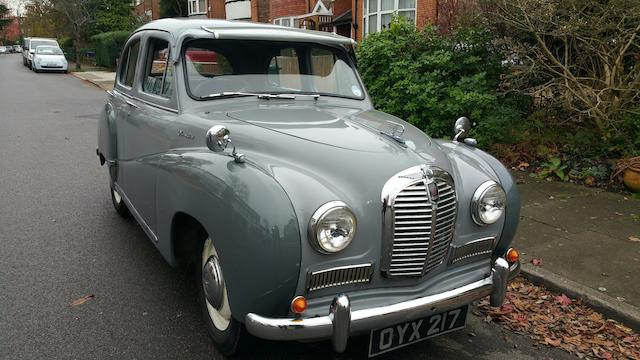 1954 Austin A40 Somerset Saloon  Chassis no. 6S4875370