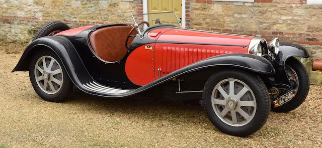 1998 Bugatti Type 55 Roadster Replica, Chassis no. BC146