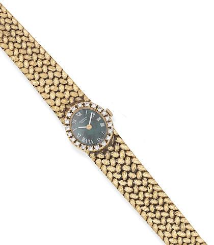 A lady's wristwatch, by Sarcar