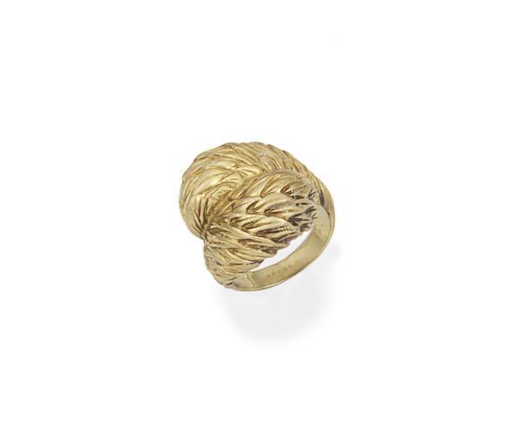 A dress ring, by Van Cleef & Arpels