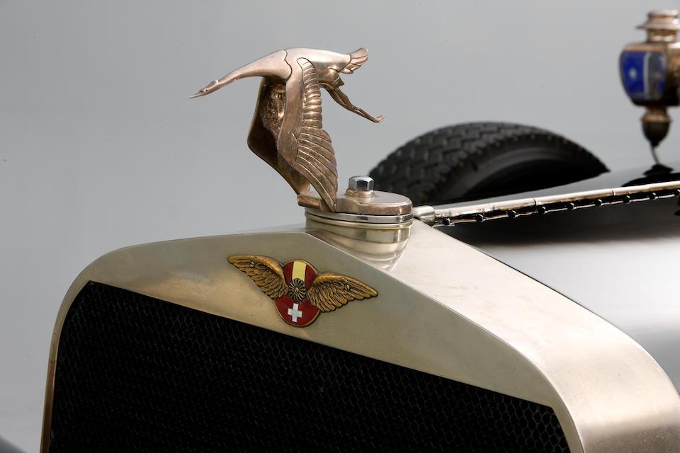 Hispano Suiza H6B 32CV coupé de ville 1925