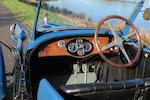 1928 Bugatti  Type 40    Chassis no. 40717 Engine no. 710
