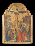Lorenzo Veneziano (active Venice, 1356-1379) The Crucifixion