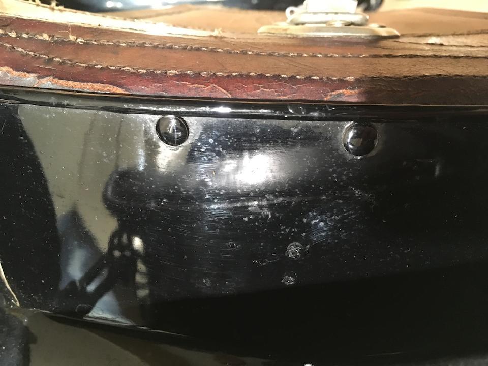 1936 Brough Superior 982cc SS80 Special