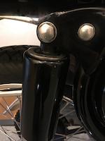 1964 BSA 646cc Rocket Gold Star