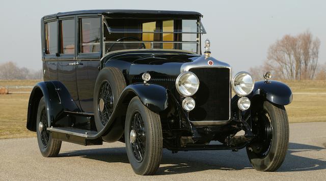 Minerva Type AK landaulette 1928