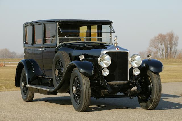 1928 Minerva 32CV AK Landaukette