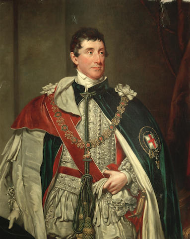 After Sir Thomas Lawrence, PRA Portrait of Thomas Thynne, 2nd Marquis of Bath