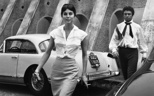 Autrefois propriété de Tony Franciosa,Facel Vega HK 500 coupé 1958