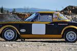Ex-usine, rare version 16 soupapes injection,FIAT 124 Abarth Rallye Groupe 4 ex-usine 1975