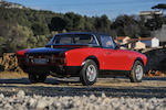 FIAT  124 Abarth Rallye Spider avec hard-top 1973