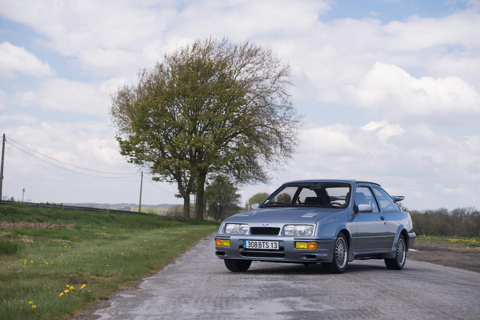 Ford Sierra RS Cosworth trois portes 1988