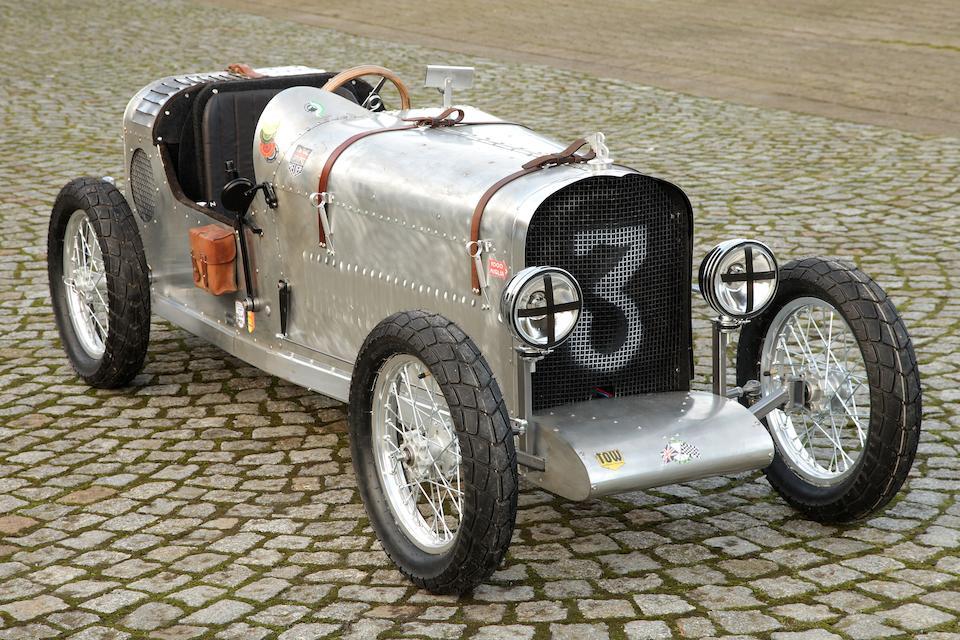 Bentley 4½-Litre voiture d'enfant