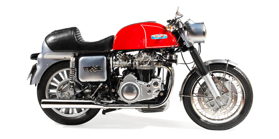 1970 Clymer Münch 1,177cc TTS 'Mammoth,