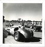 Ex-voiture de Earl Howe et Pierre Levegh au RAC Tourist Trophy 1935,Bugatti Type 57 3,3 litres Torpédo Tourist Trophy 1935