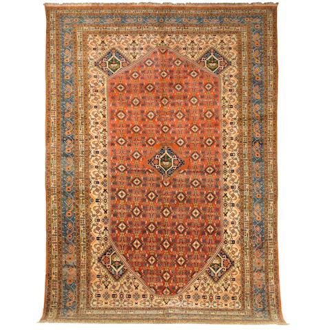 A Kashkooli carpet  422cm x 302cm