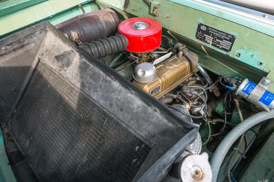 Amphicar 770 Cabriolet 1963