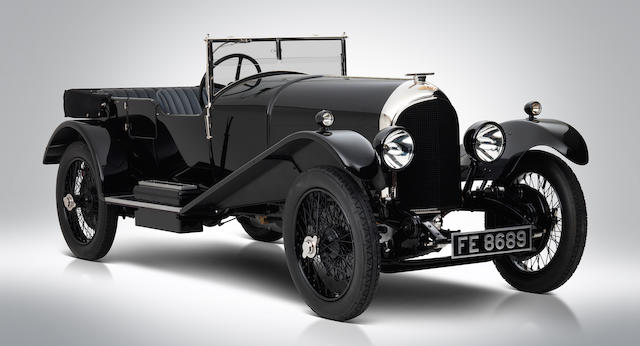 Bentley 3-Litre « Red Label » Speed Model Tourer 1926