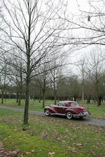 Mercedes-Benz 300 S coupé 1953