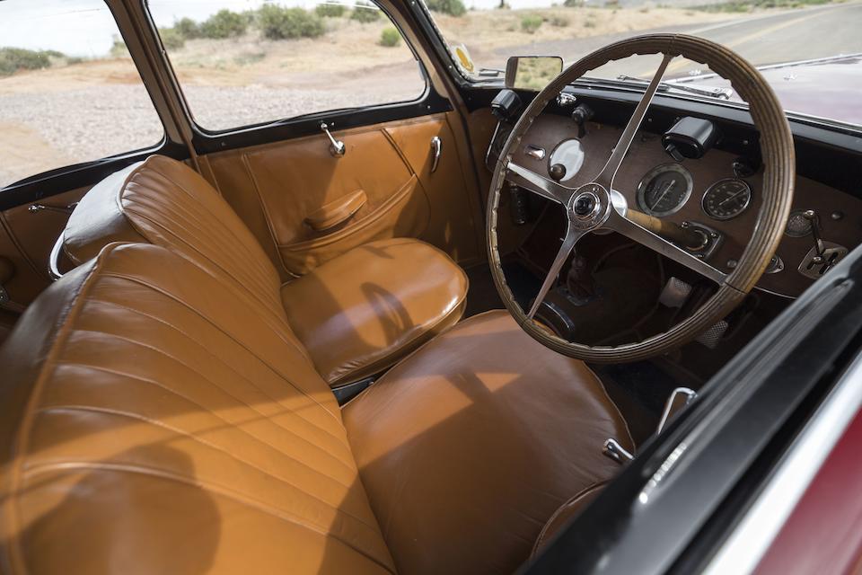 Bugatti Type 57 coupé sport sans montant 1937