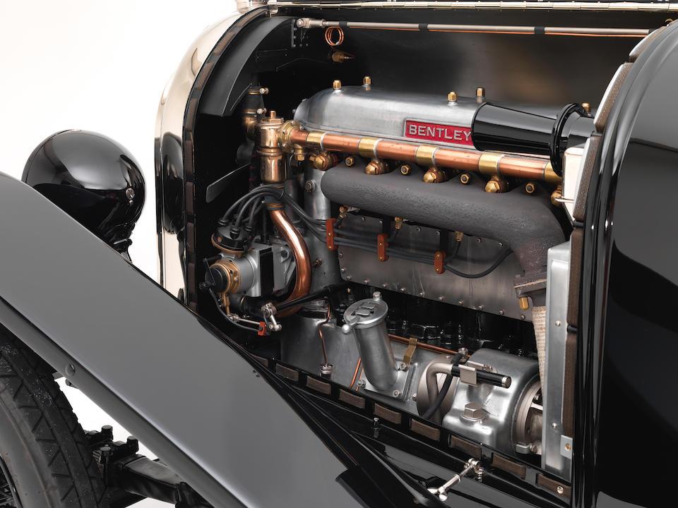 Bentley 3-Litre « Red Label » Speed Model Tourer 1926