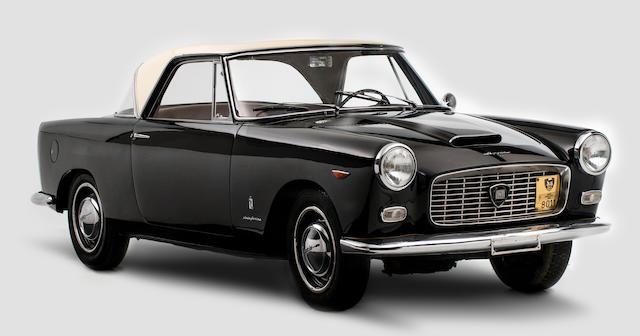 Lancia Appia coupé 1959