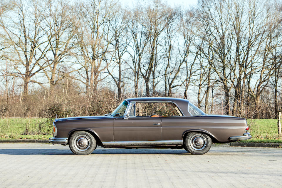 Mercedes-Benz 250 SE coupé 1966