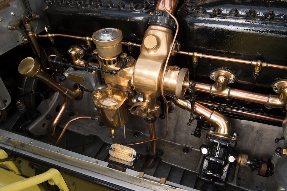 Rolls-Royce  40/50 HP Silver Ghost roadster « Playboy »