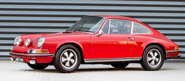 Porsche 911 T  2, 4 litres coupé 1972