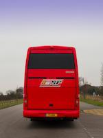 Transporteur Iveco de la « Scuderia Ferrari » 2001
