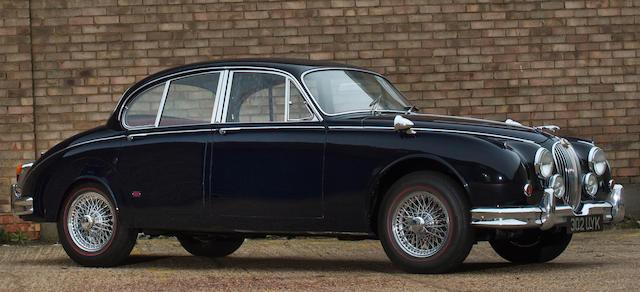 Jaguar Mark II 3.8-Litre berline 1960