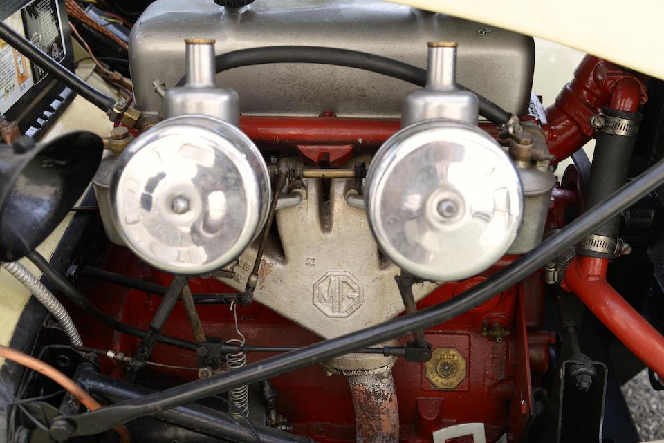 MG Midget TD Roadster 1952