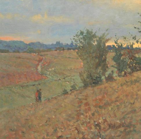 Richard Price (British, born 1962) Heathland Path