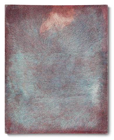 Yayoi Kusama (Japanese, born 1929) No. A.A. 1958