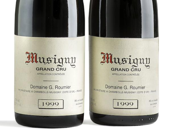 Musigny 1999, Domaine G. Roumier (2)