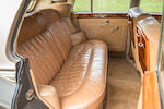 1956 Bentley S1 Saloon  Chassis no. B4BA