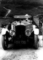 1921 Vauxhall 30-98 E-Type Velox Tourer  Chassis no. E303