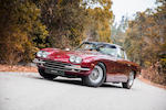 Originally the property of Sir Paul McCartney,1967 Lamborghini 400GT 2+2 Coupé  Chassis no. 1141