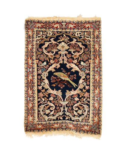 A Nain carpet Central Persia,  235cm x 153cm
