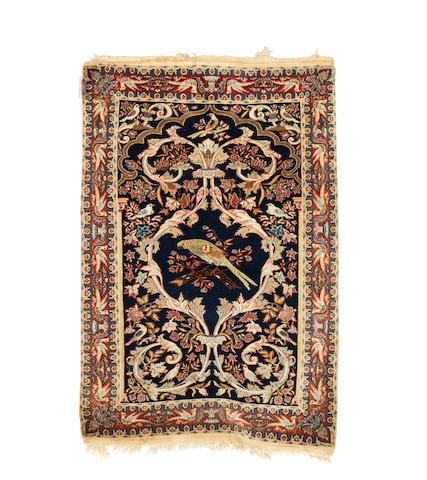 A Nain carpet Central Persia,  235cm x 153cm